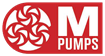 m pumps logotyp